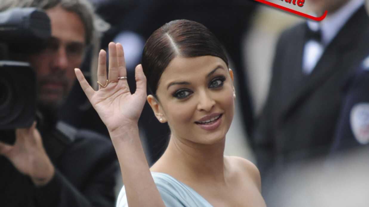 PHOTOS Aishwarya Rai sexy au Festival de Cannes