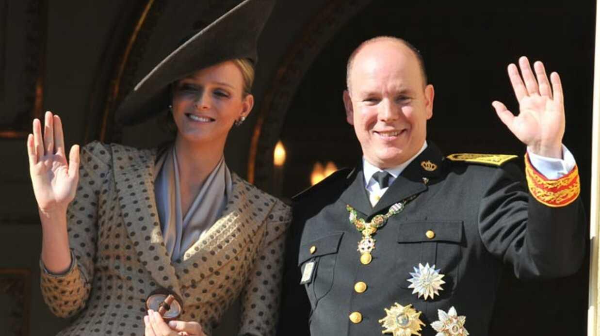 PHOTOS Albert de Monaco et Charlene à la fête (nationale)