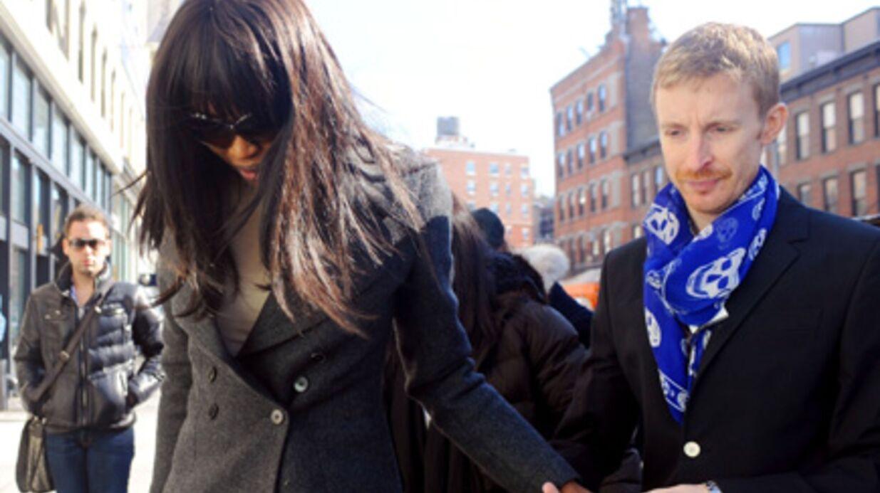 Décès d'Alexander McQueen: l'hommage de Karl Lagerfeld