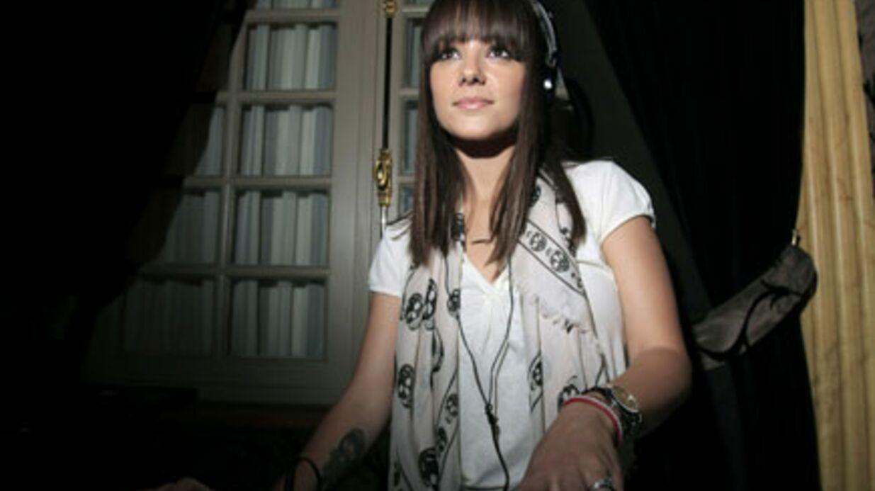 PHOTOS Alizée est DJ au bar du Ritz