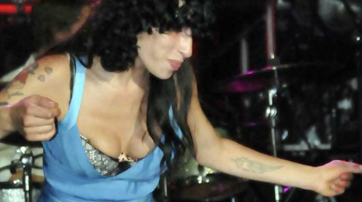 Amy Winehouse et son come back raté: l'excuse bidon