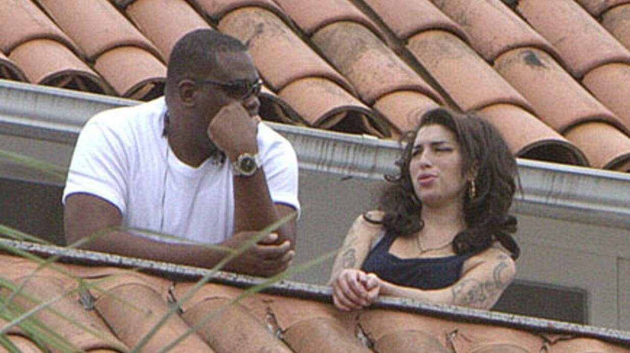 PHOTOS Amy Winehouse va faire danser les Brésiliens