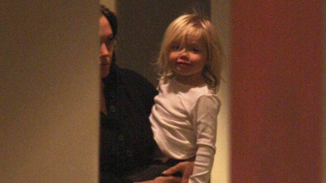 Photos: Angelina Jolie et Brad Pitt à New York en famille