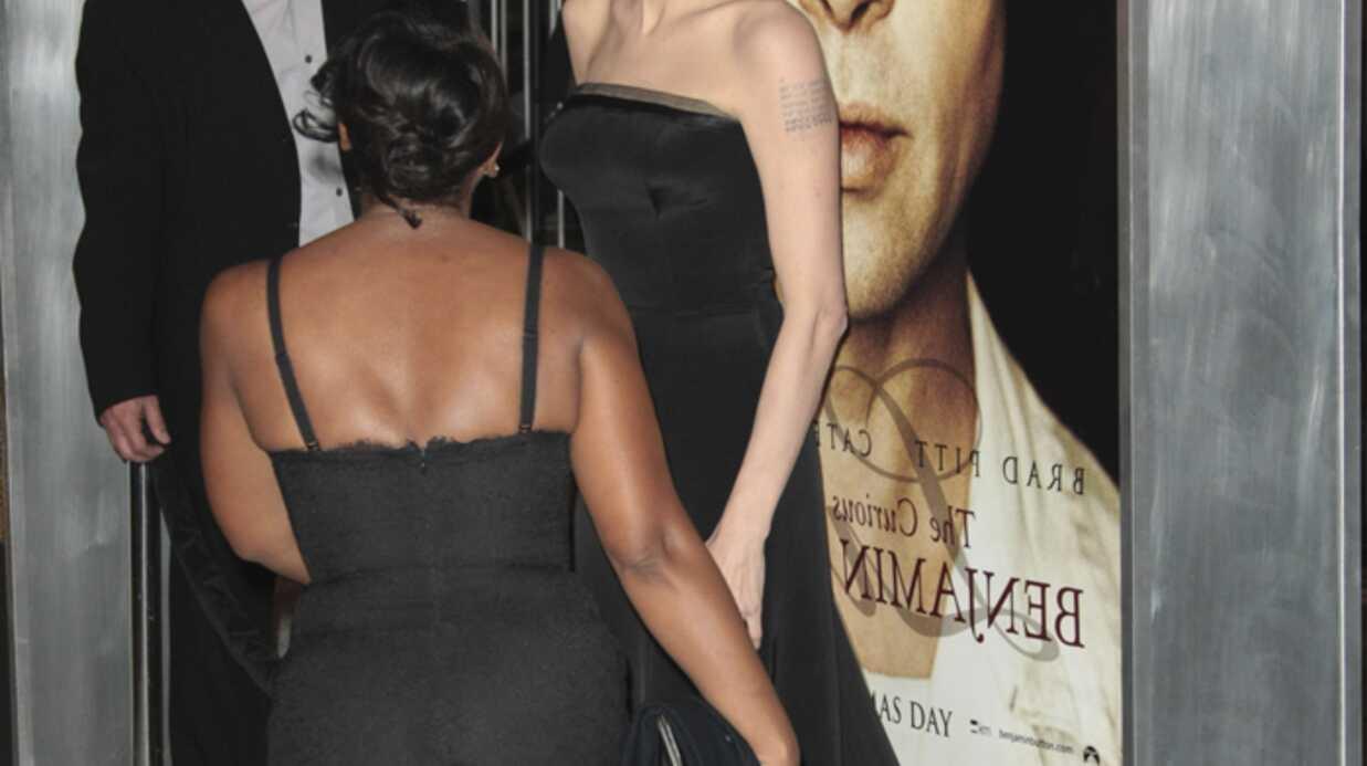 PHOTOS: Angelina Jolie est une farceuse
