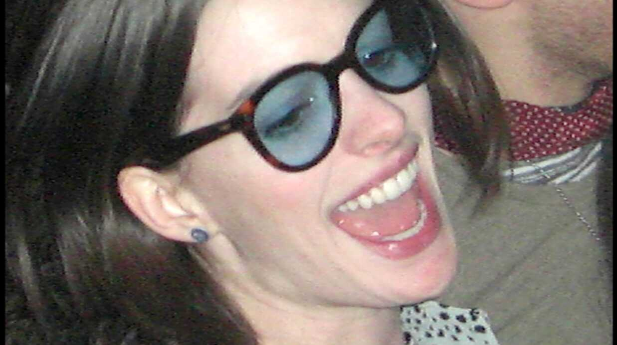 EXCLUSIF! Anne Hathaway Ah les plaisirs simples…