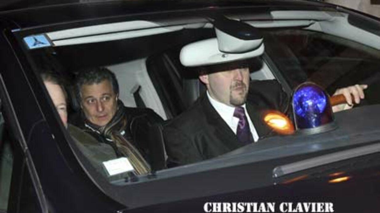 EXCLU PHOTOS: L'anniversaire de Nicolas Sarkozy