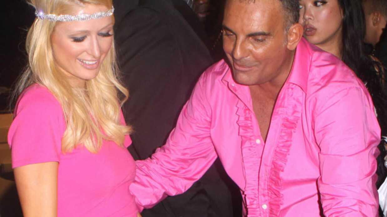 Christian Audigier offre Paris Hilton à sa fille