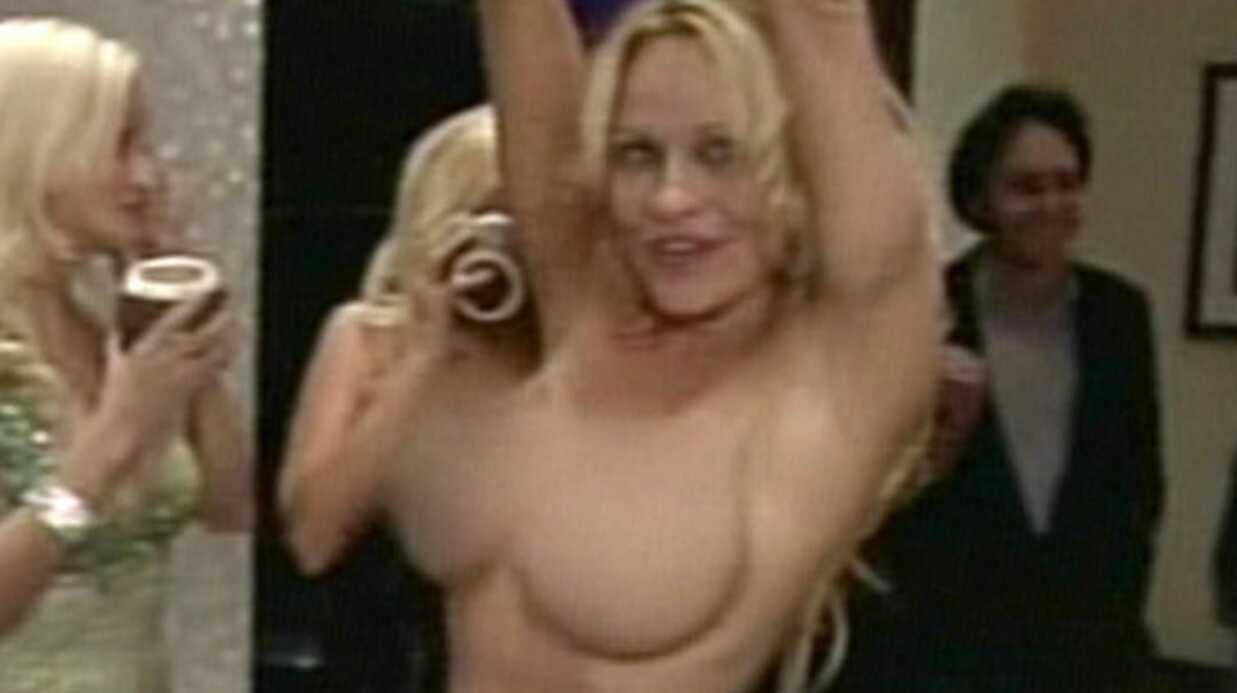 Pamela Anderson nue pour Hugh Hefner