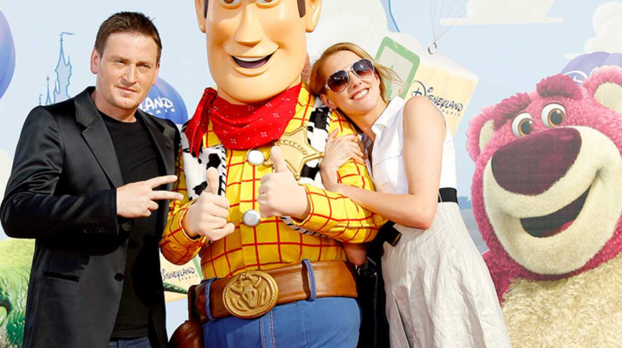 PHOTOS Les people pour Toy Story 3 à Disney­land Paris