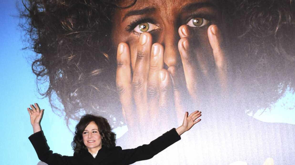 PHOTOS – Valérie Lemercier, noire dans Agathe Cléry