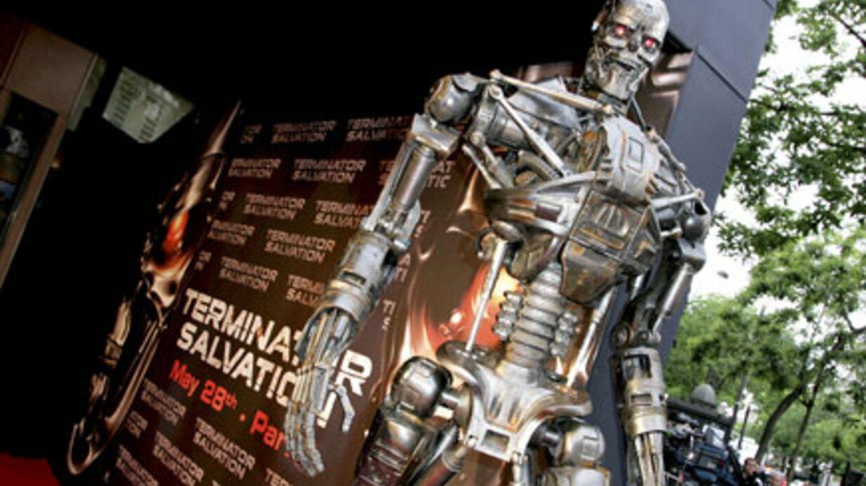 PHOTOS Avant-première de Terminator 4 à Paris
