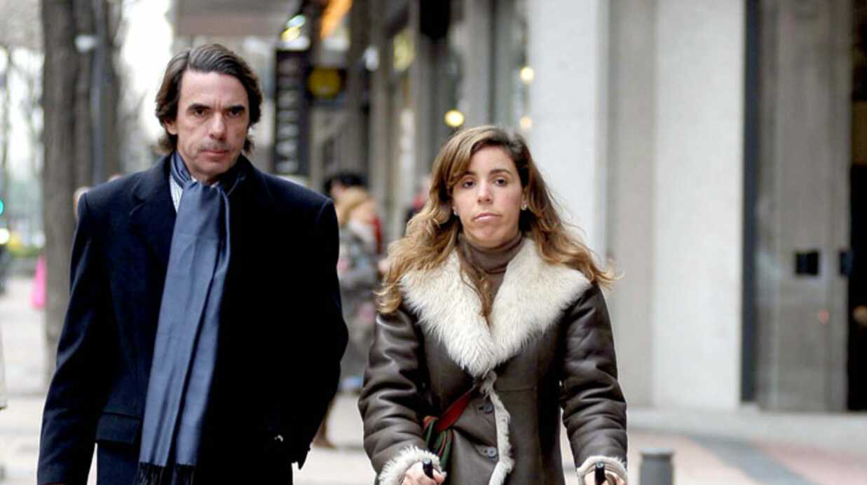 PHOTOS Pendant ce temps-là José Maria Aznar fait du shopping