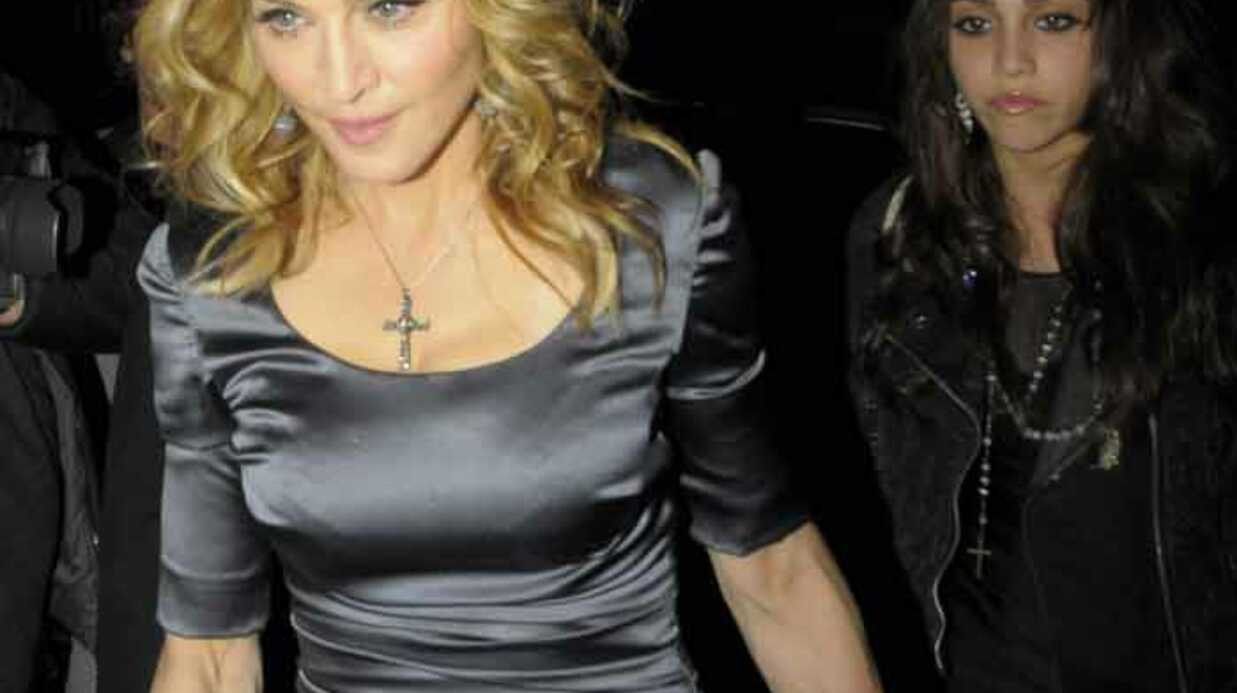 Madonna: les photos de son anniversaire