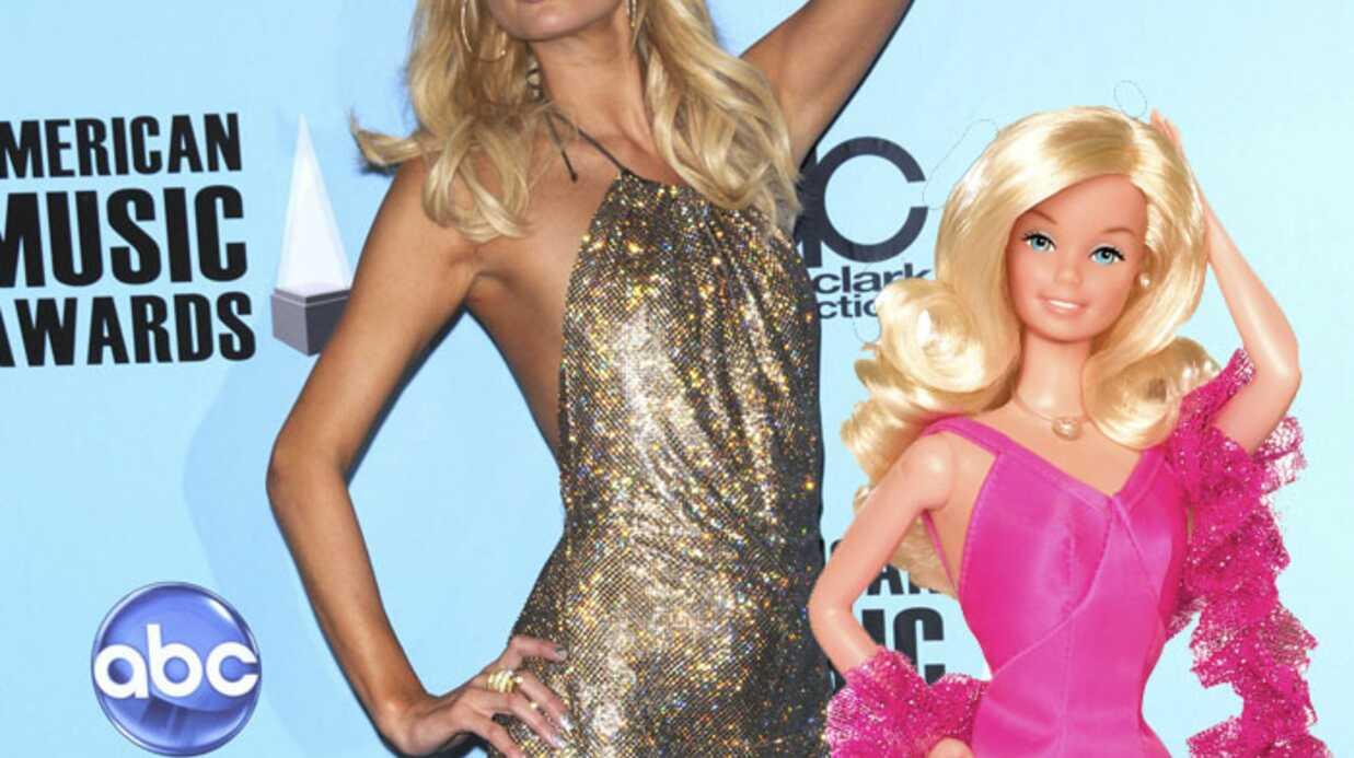 PHOTOS: Barbie a 50 ans, hommage des people