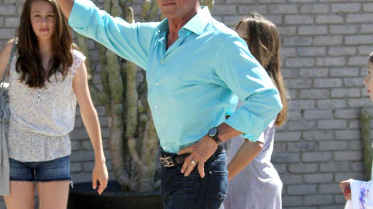 PHOTOS Sean Penn et Tom Cruise se font un barbecue