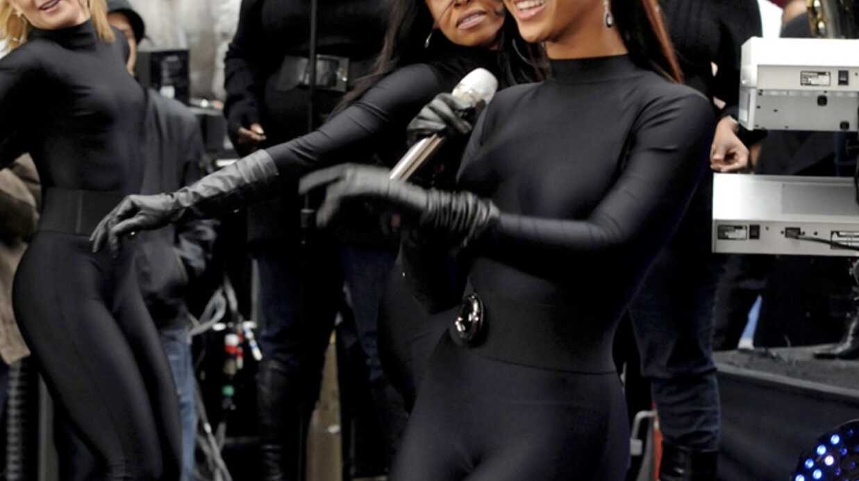 Beyoncé : sa promo en direct à New York