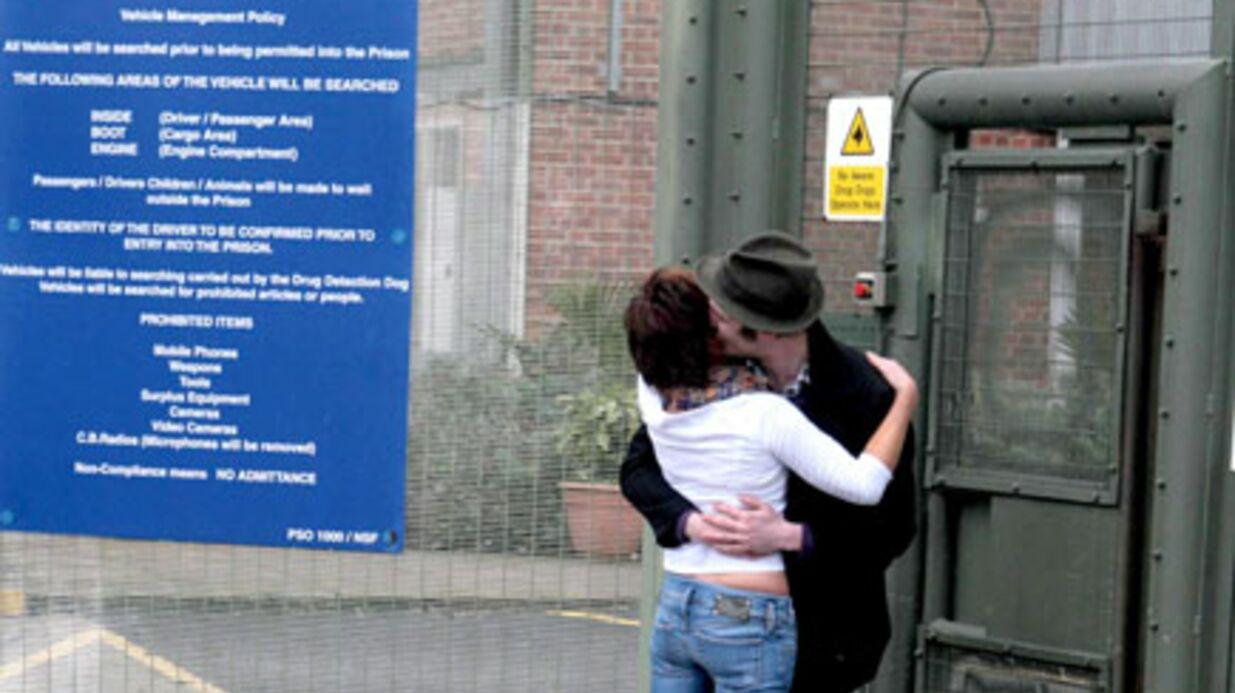Amy Winehouse: son mari est sorti de prison