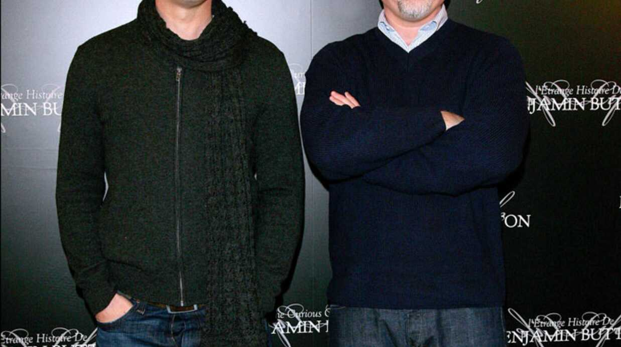 PHOTOS  Brad Pitt et sa braguette ouverte