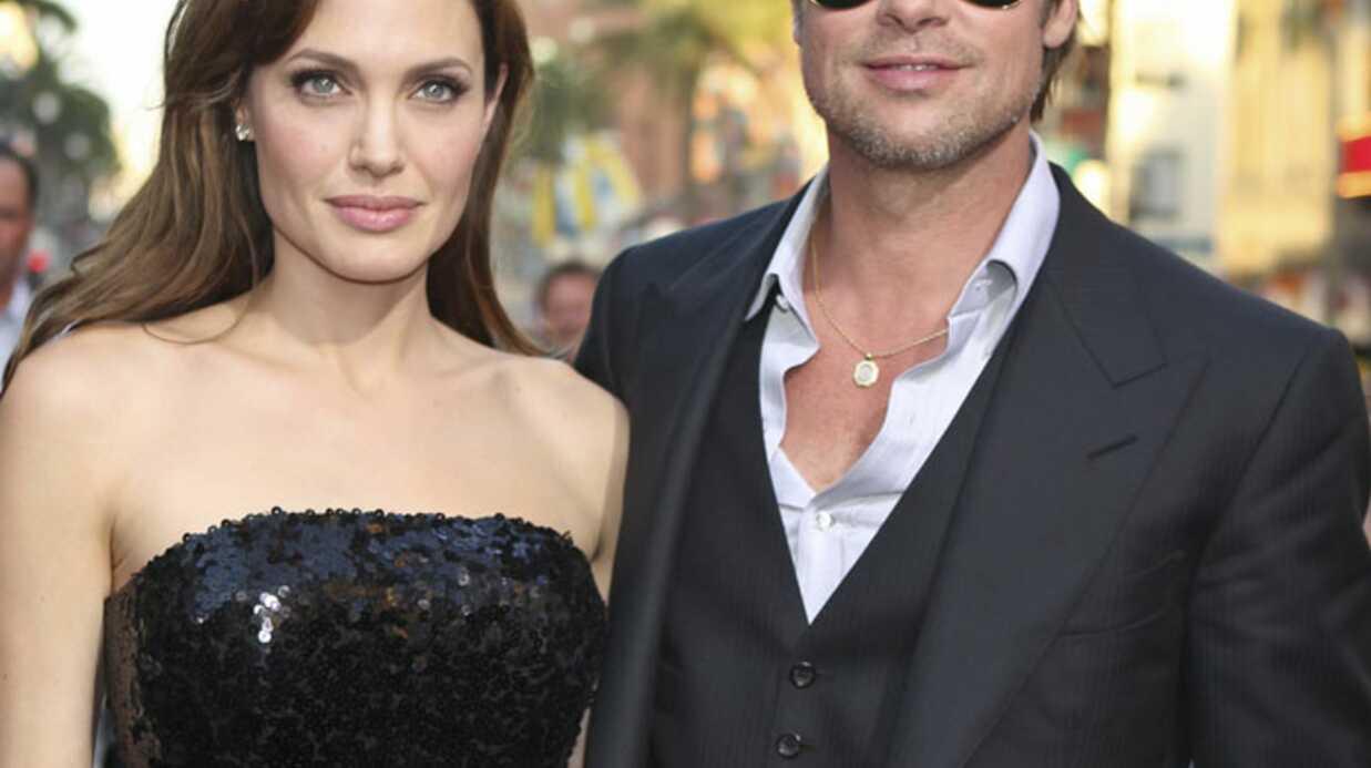PHOTOS Angelina Jolie et Brad Pitt au top à la première de Salt