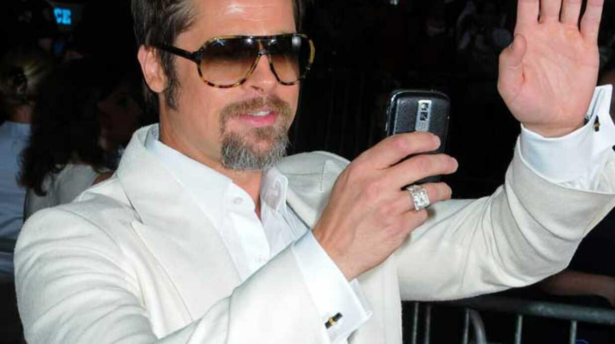 LOOK Brad Pitt: c'est quoi ce look?