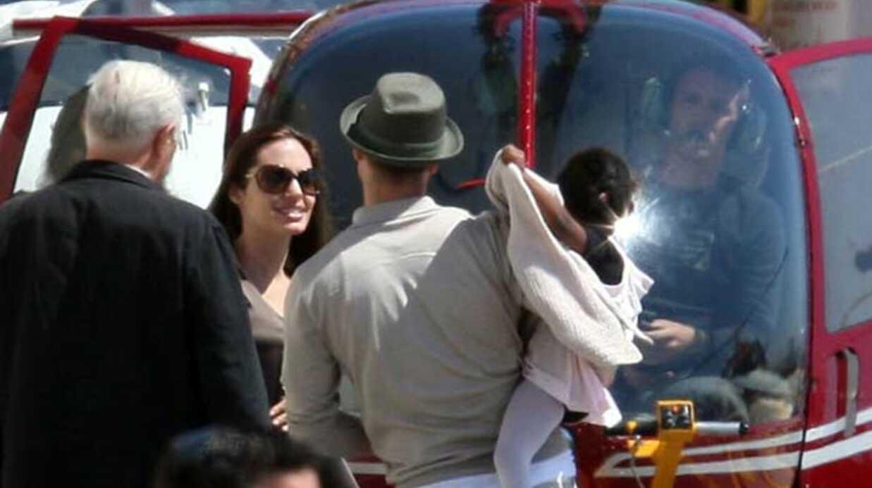Angelina Jolie & Brad Pitt Recherchent maison désespérément
