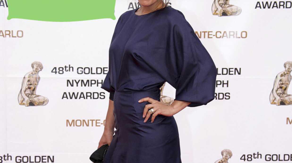 Brigade de la mode Molly Sims, la tenue parfaite