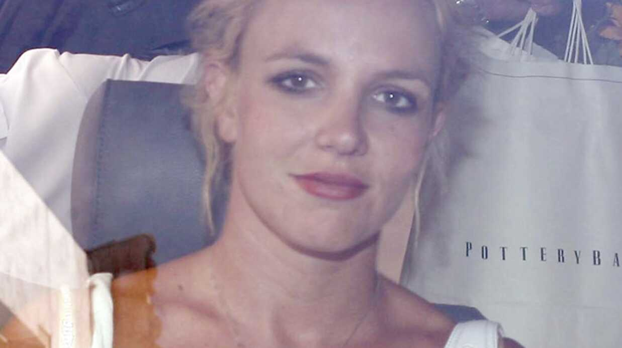 Britney Spears sort faire du shopping