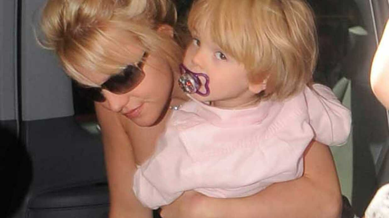 PHOTOS Brit­ney Spears avec ses enfants à Londres