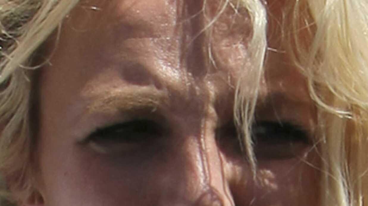 PHOTOS Britney Spears pète un plomb