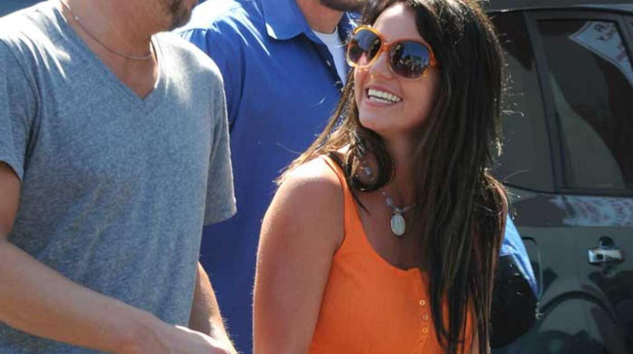 PHOTOS Britney Spears: sera-t-elle brune à Paris?