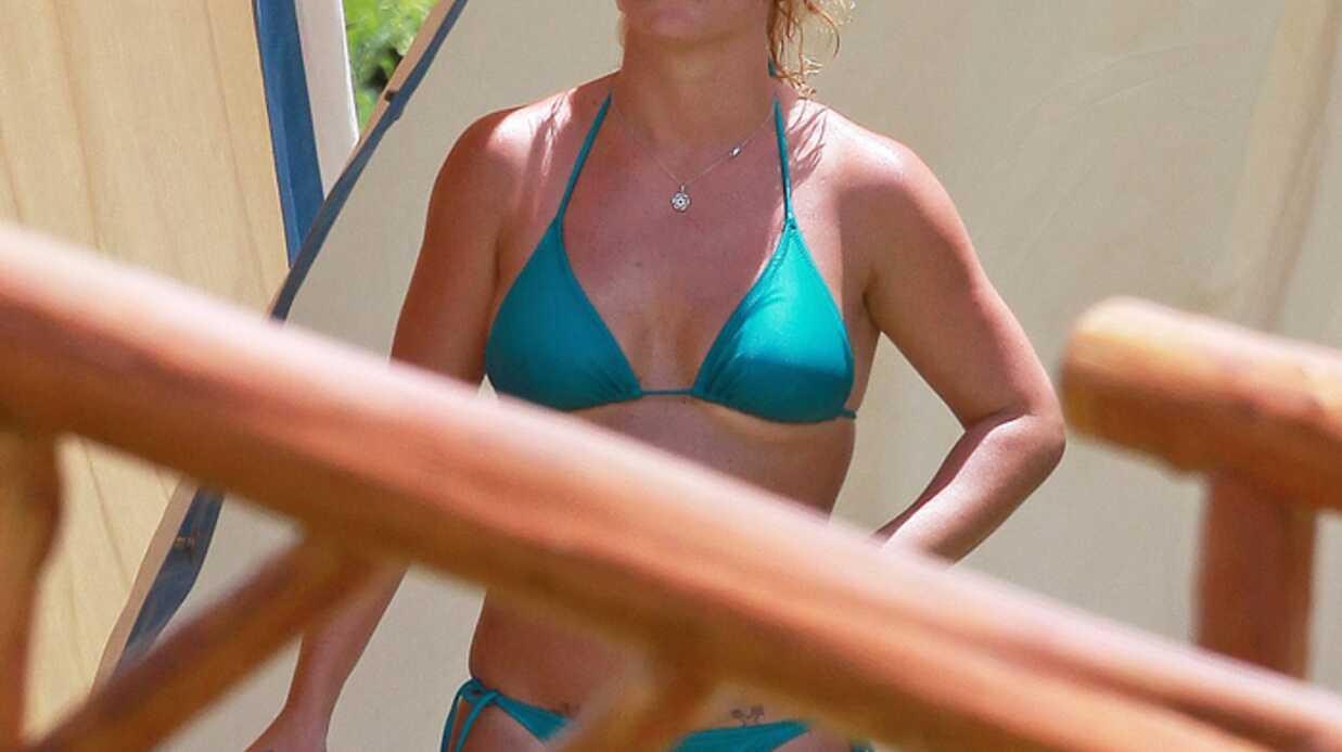 PHOTOS Britney Spears et Jason Trawick: vacances en amoureux