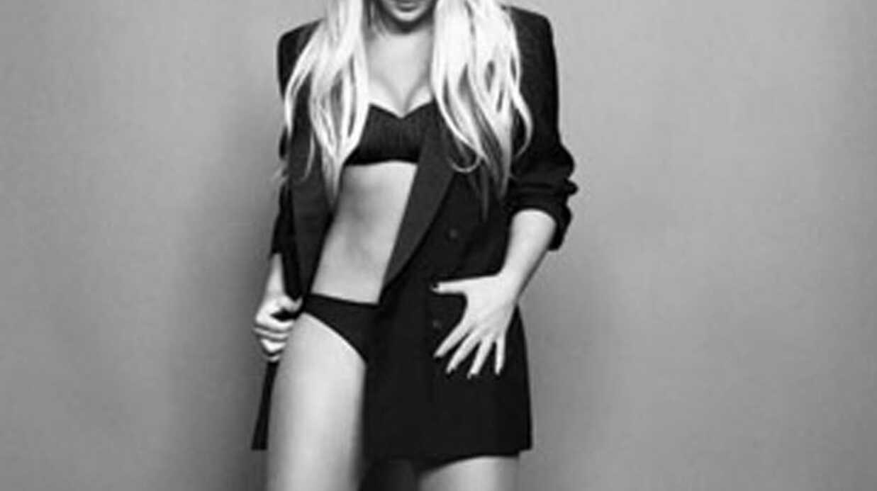 PHOTOS Britney Spears sexy dans le magazine OUT