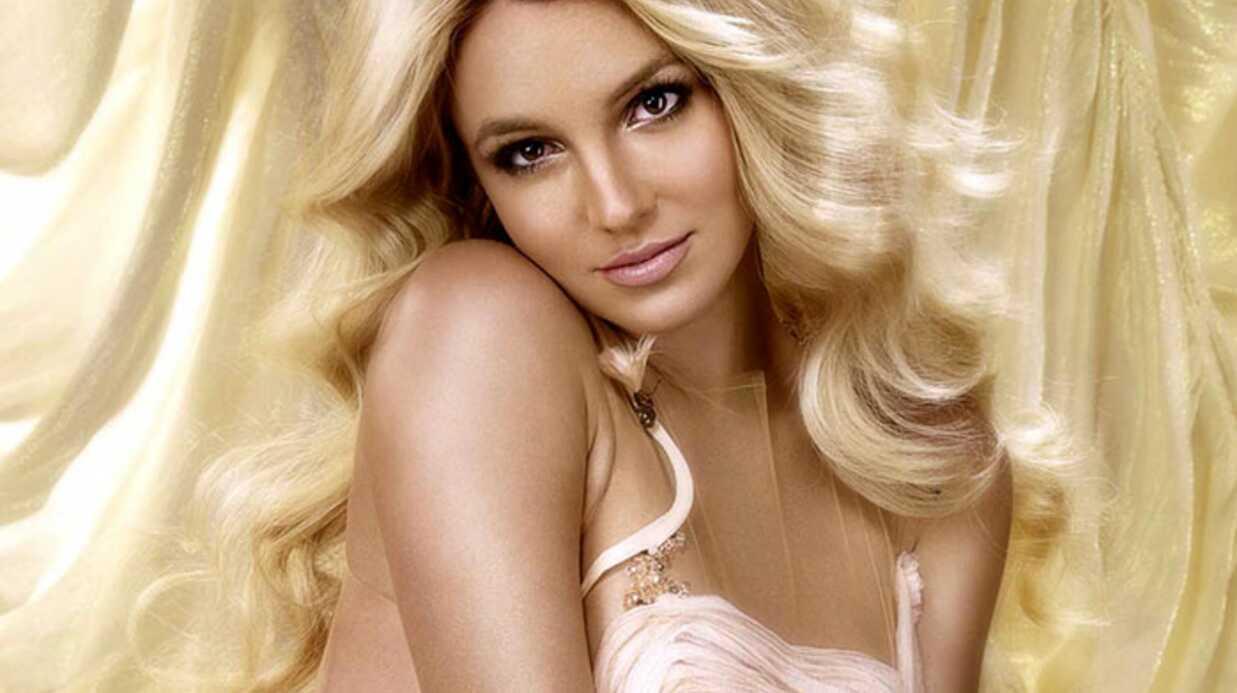 Britney Spears trop sexy sur son album