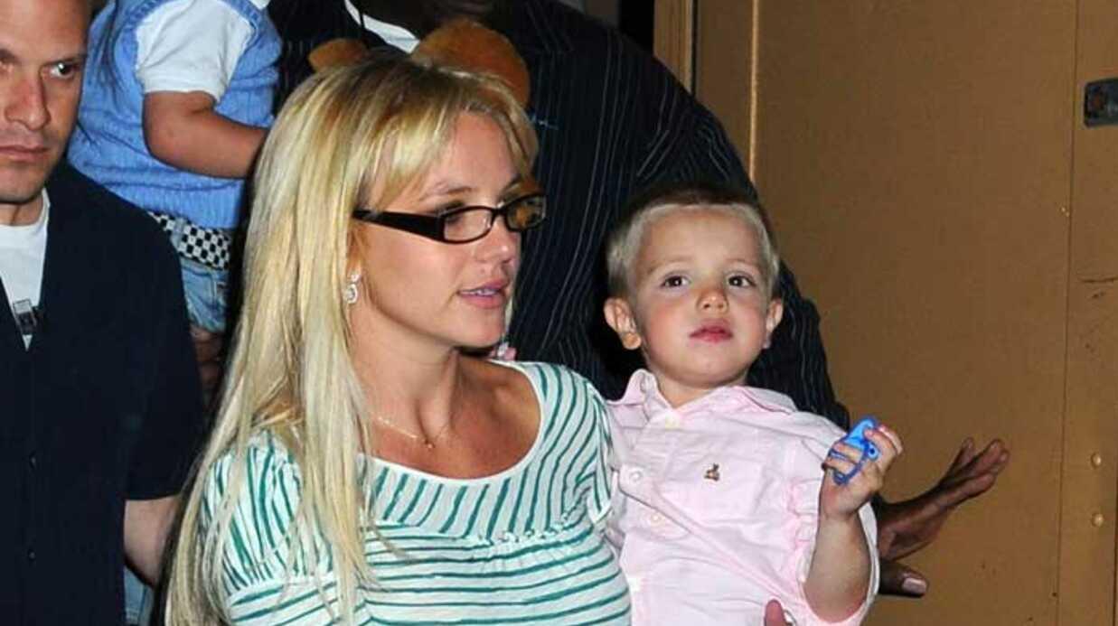 PHOTOS Britney Spears emmène ses enfants voir Shrek