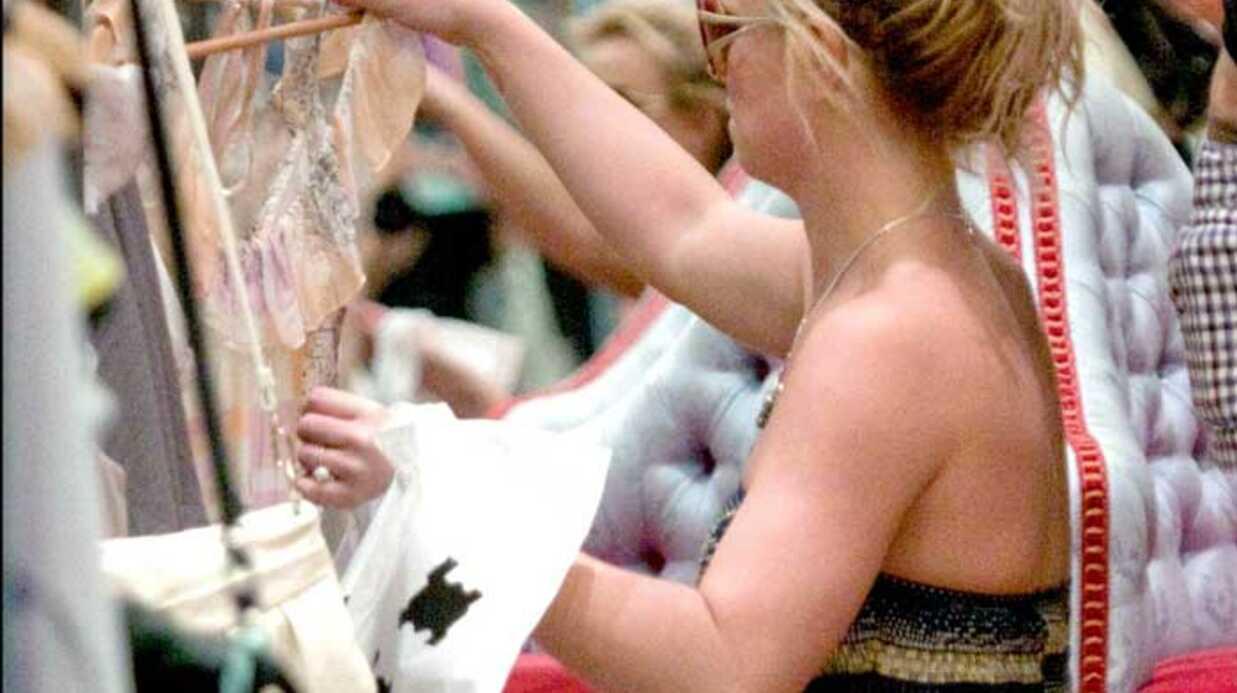 PHOTOS Britney Spears: pause shopping en Australie