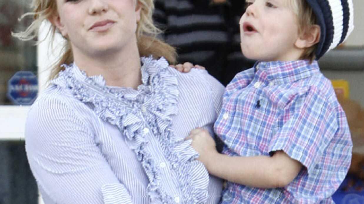 PHOTOS Sortie en amoureux pour Britney Spears et Jayden James