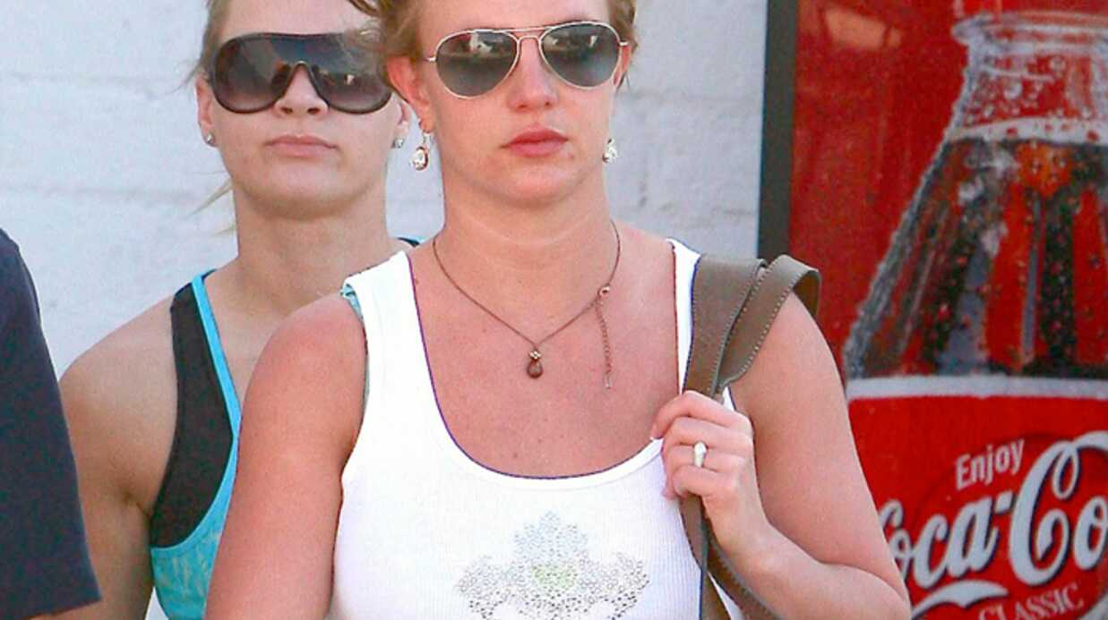 Britney Spears La forme revient