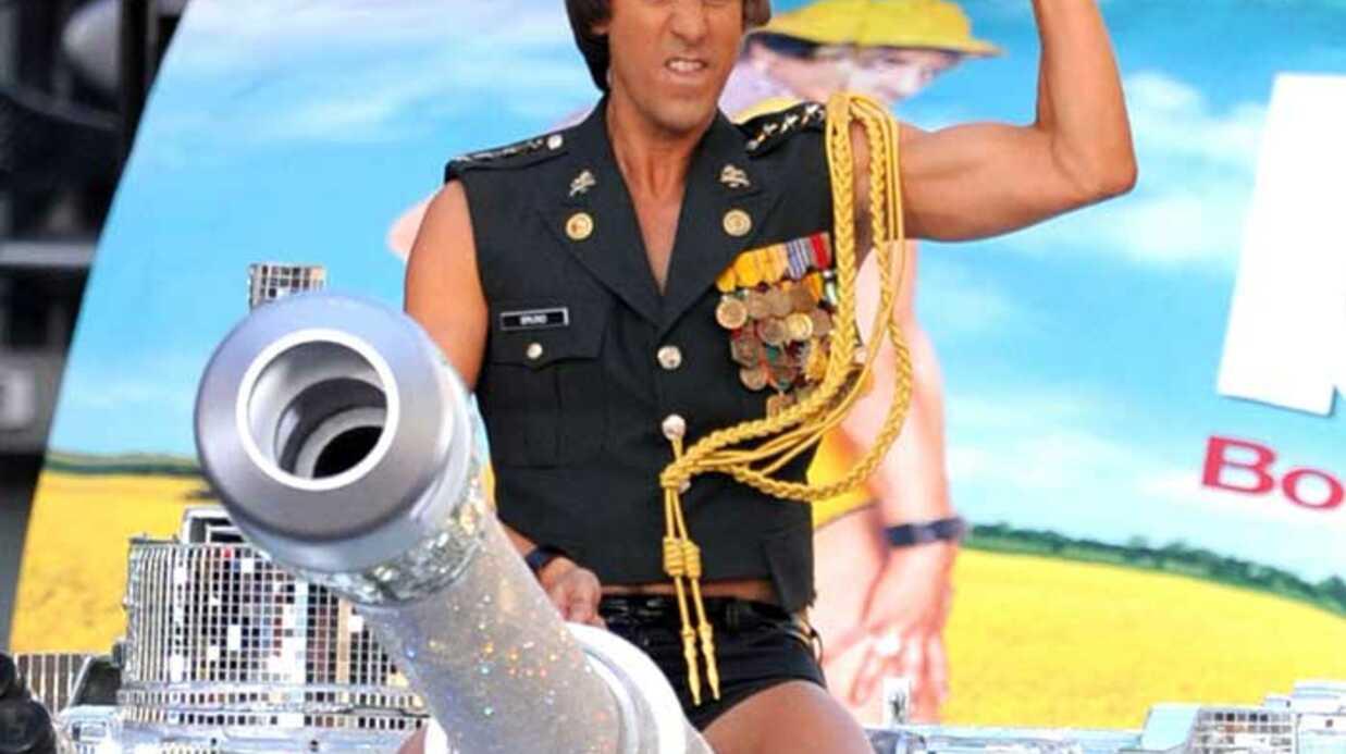 PHOTOS Sacha Baron Cohen dynamite Hollywood en Bruno
