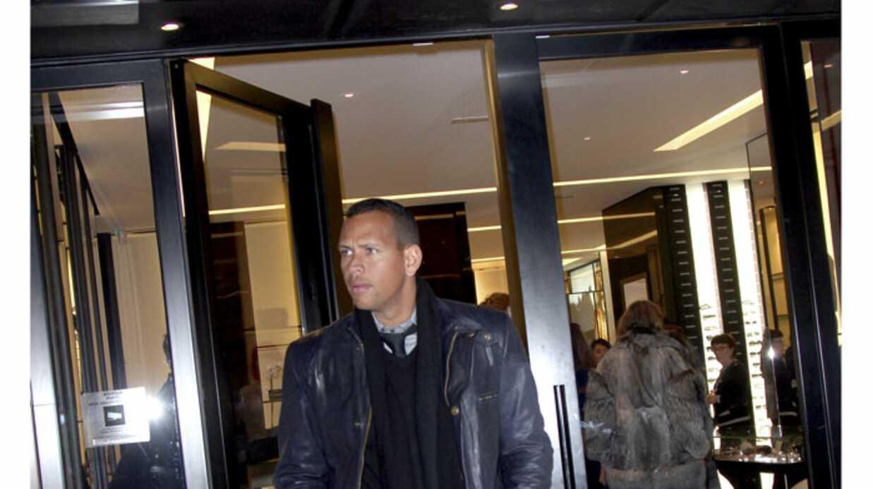 PHOTOS Cameron Diaz et son mec Alex Rodriguez à Paris