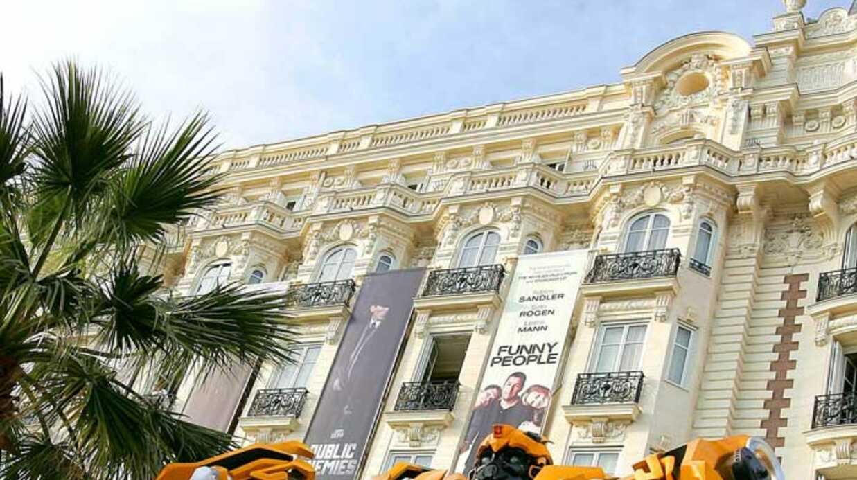 PHOTOS  Le 62ème Festival de Cannes se met en place