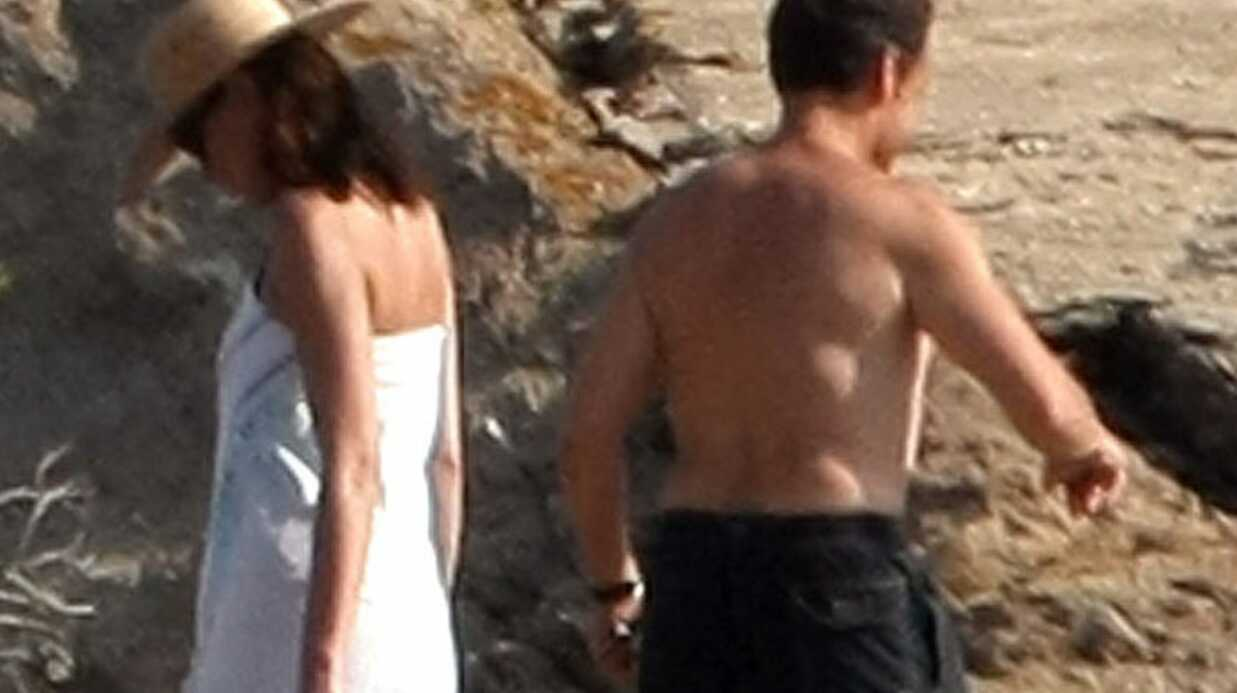 PHOTOS Carla Bruni et Nicolas Sarkozy en vacances au Cap Nègre