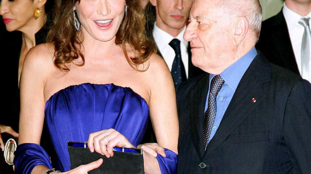 PHOTOS Carla Bruni: ambassadrice de charme du Sidaction