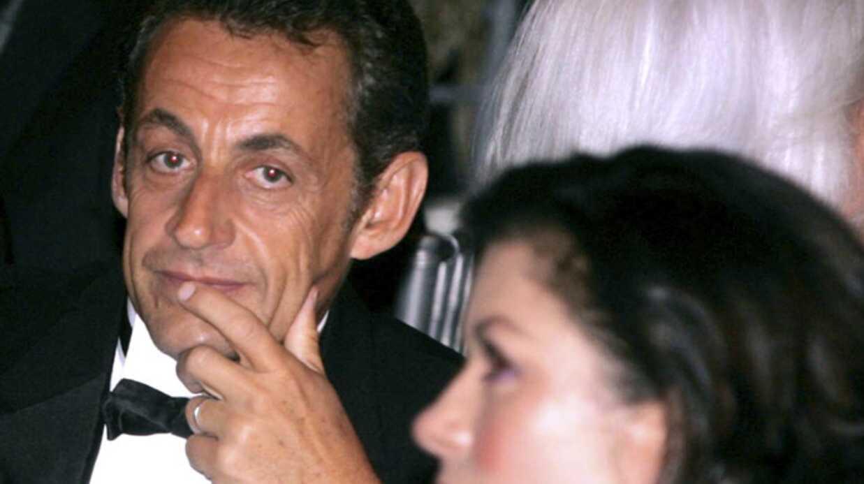 Carla Bruni et Nicolas Sarkozy à New-York
