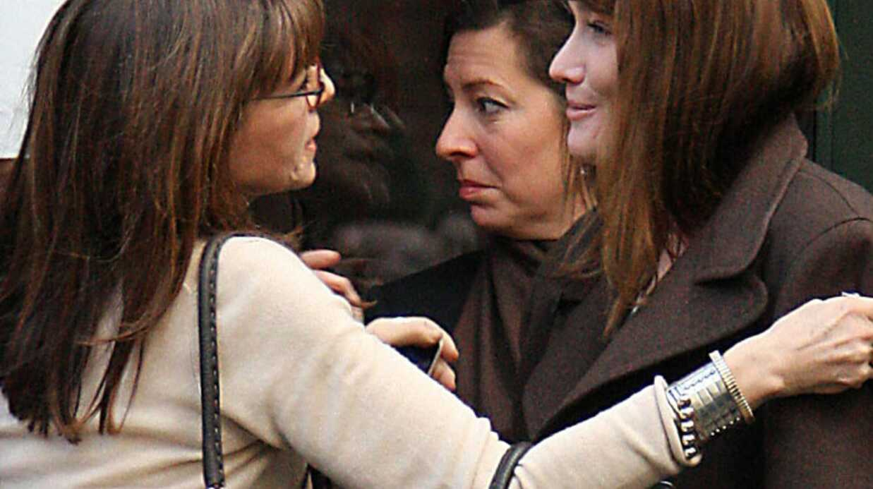 Carla et Nicolas Sarkozy à New York