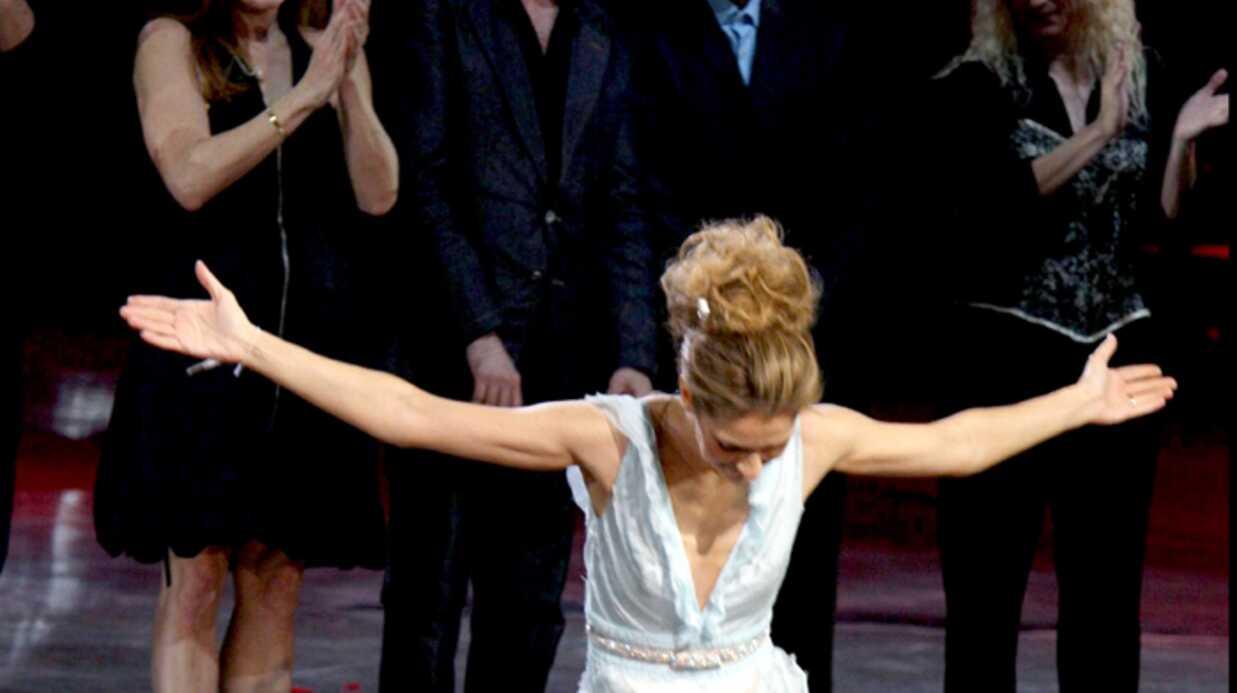 Céline Dion Fin de partie à Las Vegas