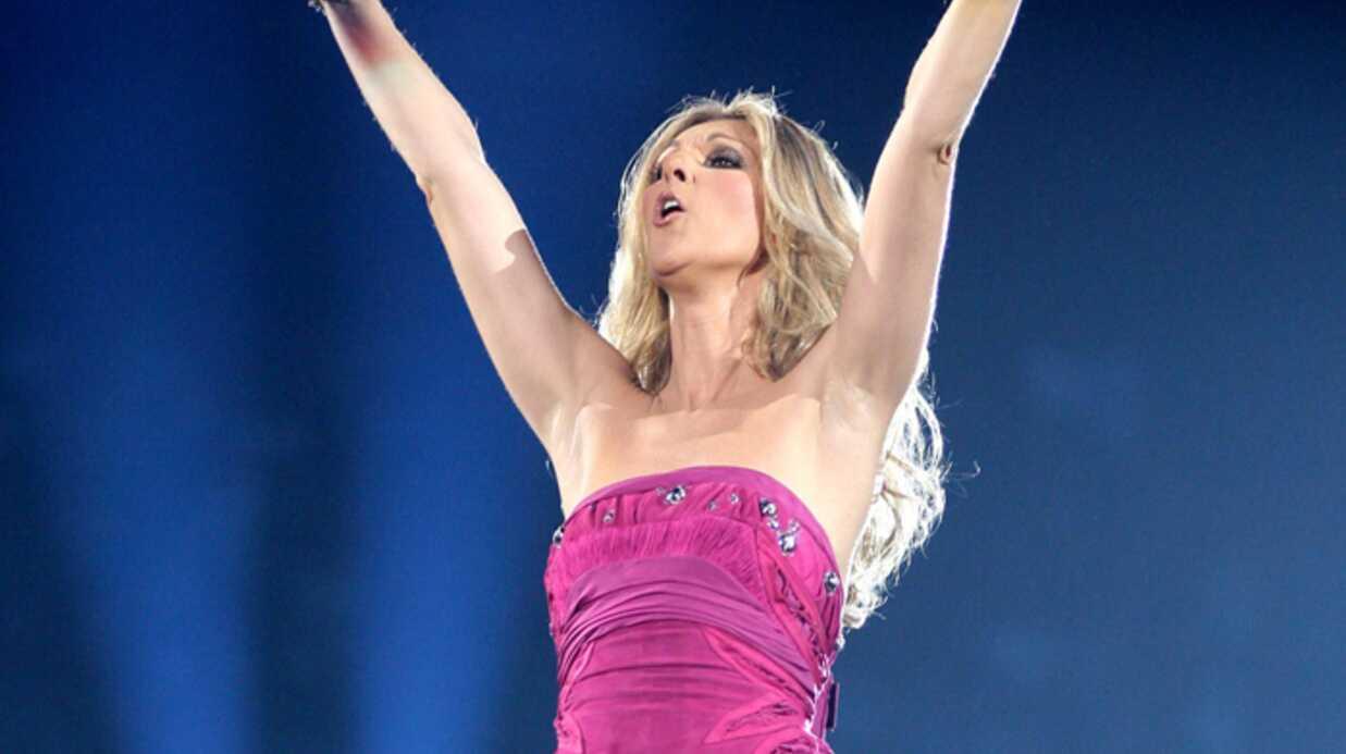 Céline Dion Retour gagnant