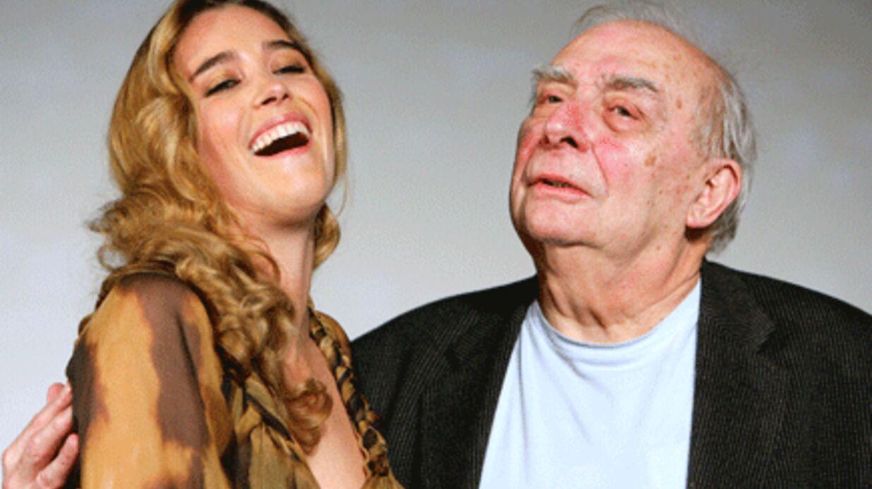 PHOTOS Festival de Beaune: Chabrol subjugué par Vahina Giocante