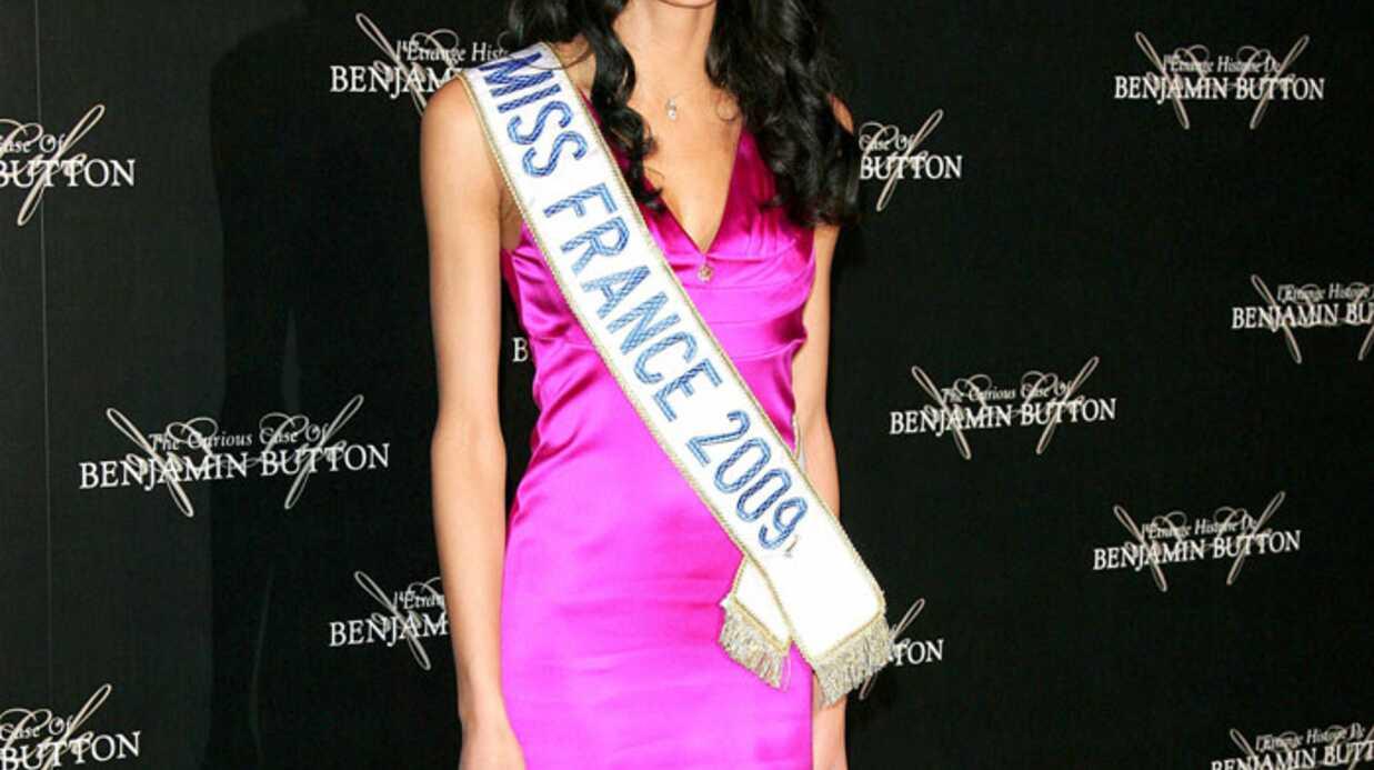 LOOK Chloé Mortaud, trop ringarde, Miss France 2009!
