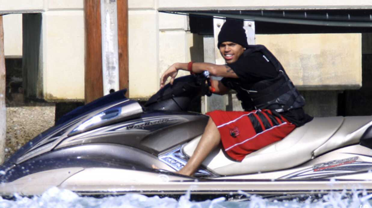 PHOTOS Rihanna et Chris Brown ensemble en Floride