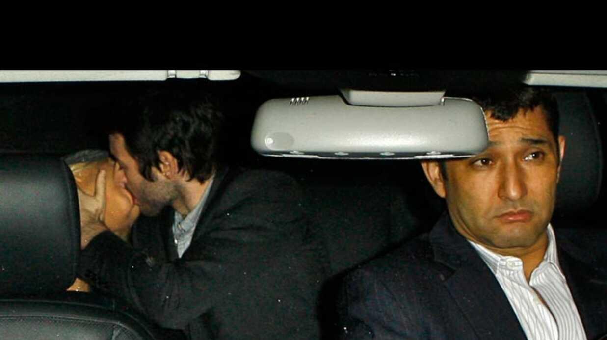 PHOTOS Christina Aguilera: c'est chaud avec Matt Rutler